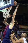 2014-10-31-FC Barcelona vs PGE Turow Zgorzelec: 86-67.