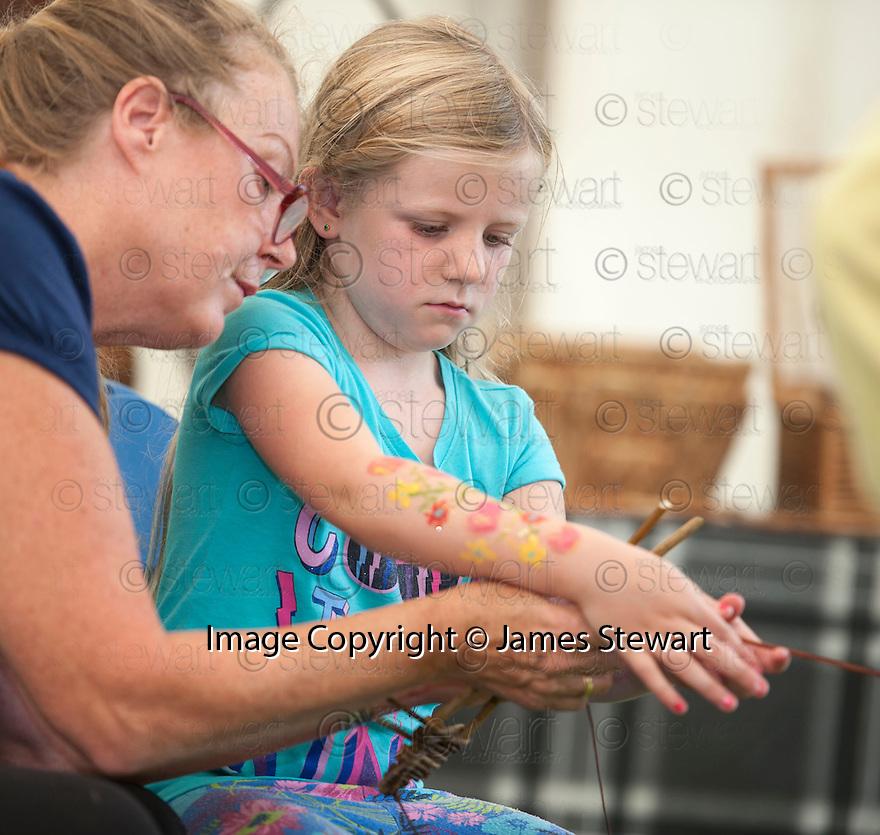 Kinneil Heritage Event 2013