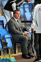 Pictured: Swansea manager Brendan Rodgers. Tuesday 23 August 2011<br />