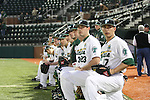 Images from opening night and day two of the Tulane Baseball Season against the Boston College Eagles.