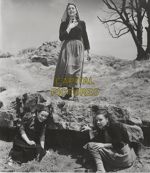 JENNIFER JONES.in The Song of Bernadette.CAP/PLF.Supplied by Capital Pictures