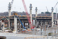 Pearl Harbor Memorial Bridge | I-95 New Haven Crossing Improvement Contracts E1 B1 B | Construction