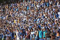 MACEIÓ, AL, 31.07.2016 – CSA-PARNAHYBA –  Torcida do CSA, durante partida contra o Parnahyba-PI em jogo válido pela segunda fase do Campeonato Brasileiro série D 2016, no Estádio Rei Pelé , em Maceió, neste domingo, 31. (Foto: Alisson Frazão/Brazil Photo Press)