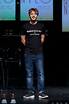 Dídac Flores attends to 'Muerte en el Nilo' theatre play presentation at Ayala Theatre in Madrid, Spain. September 13, 2018. (ALTERPHOTOS/A. Perez Meca)