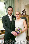 Katie O'Connell, Kilflynn, daughter of Mike and Bridie O'Connell, and Timmy Kissane, Lisselton, son of Tim and Anne Kissane were married at Kilflynn Church by Fr. Denis O'Mahony on Saturday 2nd July 2016 with a reception at Ballyseede Castle Hotel