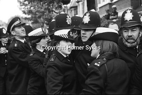 Willisden, London. 1977<br />