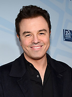 FAMILY GUY: Creator/Executive Producer/Cast Member Seth MacFarlane attends the FAMILY GUY 300th Episode Celebration on Wednesday, Jan. 10, 2018 at Cicada Restaurant in Los Angeles, CA. (Photo by Frank Micelotta/FOX/PictureGroup)