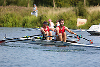 Race: 78  2x (Band 3)  Rep 1<br /> <br /> Peterborough Summer Regatta 2018 - Saturday<br /> <br /> To purchase this photo, or to see pricing information for Prints and Downloads, click the blue 'Add to Cart' button at the top-right of the page.
