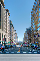G Street, NW, Architectural Buildings, Washington, D.C,
