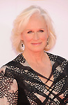 LOS ANGELES, CA - SEPTEMBER 23: Glenn Close arrives at the 64th Primetime Emmy Awards at Nokia Theatre L.A. Live on September 23, 2012 in Los Angeles, California.