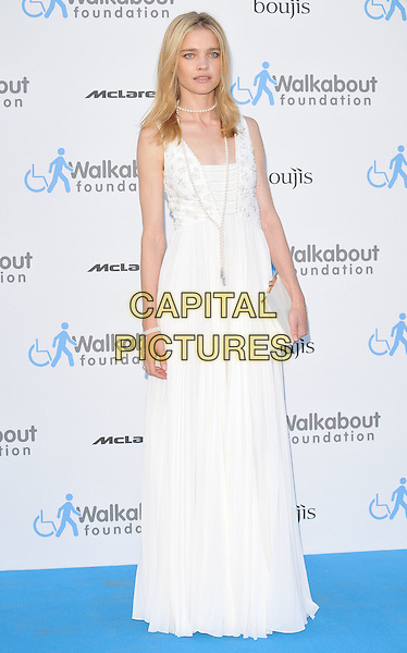 LONDON, ENGLAND - JUNE 27: Natalia Vodianova attends the Walkabout Foundation's Inaugural Gala, Natural History Museum, Cromwell Rd., on Saturday June 27, 2015 in London, England, UK. <br /> CAP/CAN<br /> &copy;Can Nguyen/Capital Pictures