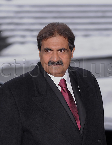 01.12.2010  Football International FIFA World Cup 2018 and FIFA World Cup 2022. Picture shows  Sheikh Hamad bin Khalifa Al-Thani of Qatar delegation.