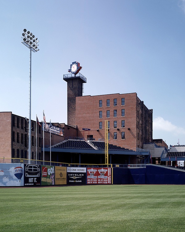 Fifth Third Field / Toledo Mudhens Stadium | Architect: HNTB