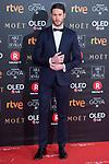 Jose Lamuno attends red carpet of Goya Cinema Awards 2018 at Madrid Marriott Auditorium in Madrid , Spain. February 03, 2018. (ALTERPHOTOS/Borja B.Hojas)