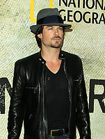 """30 October 2017 - Los Angeles, California - Ian Somerhalder. National Geographic's """"The Long Road Home"""" Premiere held at Royce Hall in UCLA in Los Angeles. Photo Credit: AdMedia"""