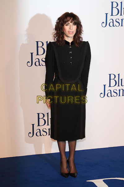 Sally Hawkins<br /> UK Premiere of 'Blue Jasmine' at the Odeon West End, Leicester Square. London, England.<br /> 17th September 2013<br /> full length black dress  <br /> CAP/ROS<br /> &copy;Steve Ross/Capital Pictures