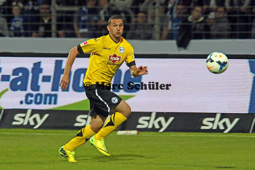 Ben Sahar (Bielefeld) - SV Darmstadt 98 vs. Armina Bielefeld, Stadion am Böllenfalltor