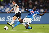 Remo Freuler of Atalanta scores a goal<br /> Napoli 30-10-2019 Stadio San Paolo <br /> Football Serie A 2019/2020 <br /> SSC Napoli - Atalanta BC<br /> Photo Cesare Purini / Insidefoto