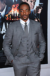 "Anthony Mackie at the Los Angeles World Premiere of ""Gangster Squad"" held at Grauman's Chinese Theater Los Angeles, CA. January 7, 2013."