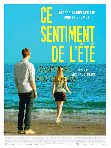 Ce sentiment de l'ete (2015) <br /> POSTER ART<br /> *Filmstill - Editorial Use Only*<br /> CAP/KFS<br /> Image supplied by Capital Pictures
