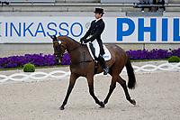 AUS-Christopher Burton (HARUZAC) 2012 GER-CHIO Aachen Weltfest des Pferdesports (Friday) - DHL Preis CICO*** Eventing Dressage: INTERIM-17TH