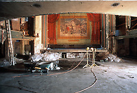 2002 February 06..Rehabilitation..Attucks Theatre.Church Street..PROGRESS PHOTOS.INTERIOR...NEG#.NRHA#..