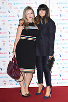 Victoria Coren Mitchell<br /> arriving for the Women of the Year Awards 2018 and the Hotel Intercontinental London<br /> <br /> ©Ash Knotek  D3443  15/10/2018