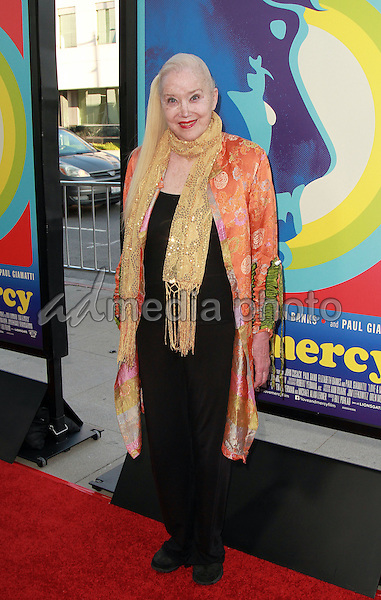 02, June 2015 - Beverly Hills, California -  Sally Kirkland arrives at the 'Love & Mercy' Los Angeles premiere at the Samuel Goldwyn Theater in Beverly Hills, California. Photo Credit: Theresa Bouche/AdMedia