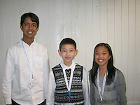 The Harker School - MS - Middle School - MS JCl students compete and win awards at this year's JCL State Convention - Photo by Lisa Masoni