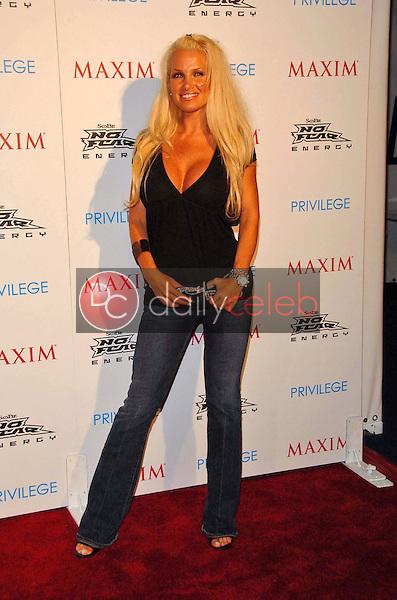 Tina Jordan<br />at the MAXIM Magazine and Sobe No Fear X Games Party. Privilege, West Hollywood, CA. 08-03-06<br />Scott Kirkland/DailyCeleb.Com 818-249-4998
