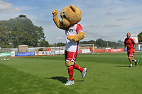 Boro Bear during Stevenage vs Tranmere Rovers, Sky Bet EFL League 2 Football at the Lamex Stadium on 4th August 2018