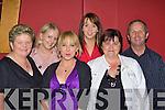 Sheila O'Grady, Marguerite Doran, Melissa O'Grady, Norma Doran, Eileen Breen and James Doran Castleisland at the 2009 Rose of Cons in the River Island Hotel Castleisland on Friday night