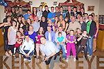Happy Birthday - Aaron McLarnon from Ballinorig, Tralee, seated centre having a ball with friends and family at his 18th birthday bash held in The John Mitchell's GAA Clubhouse on Saturday night........................................................................................................................................................................................................................................................................................... ............