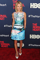 "NEW YORK CITY, NY, USA - MAY 12: Kelly Ripa at the New York Screening Of HBO's ""The Normal Heart"" held at the Ziegfeld Theater on May 12, 2014 in New York City, New York, United States. (Photo by Celebrity Monitor)"
