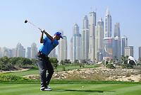 David Howell (ENG) Dubai Desert Classic