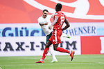 v.l. Leonardo Bittencourt, Moussa Niakhate (Mainz)<br /><br />Sport: Fussball: 1. Bundesliga:: nphgm001:  Saison 19/20: 33. Spieltag: 1. FSV Mainz 05 vs SV Werder Bremen 20.06.2020<br />Foto: Wagner/Witters/Pool//via gumzmedia/nordphoto<br /><br /><br /> DFL REGULATIONS PROHIBIT ANY USE OF PHOTOGRAPHS AS IMAGE SEQUENCES AND OR QUASI VIDEO<br />EDITORIAL USE ONLY<br />NATIONAL AND INTERNATIONAL NEWS AGENCIES OUT