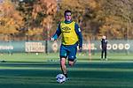 07.11.2018, Trainingsgelaende am Weserstadion, Bremen, GER, 1.FBL, Training SV Werder Bremen<br /> <br /> im Bild<br /> Max Kruse (Werder Bremen #10), <br /> <br /> Foto &copy; nordphoto / Ewert
