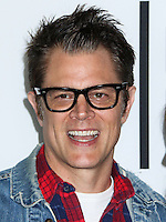 "LOS ANGELES, CA, USA - MAY 05: Johnny Knoxville at the Los Angeles Premiere Of Tribeca Film's ""Palo Alto"" held at the Directors Guild of America on May 5, 2014 in Los Angeles, California, United States. (Photo by Celebrity Monitor)"