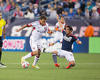 New England Revolution vs DC United, May 24, 2014