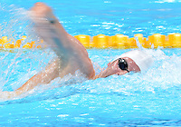August 04, 2012..Ryan Cochrane competes in Men's 1500m Final at the Aquatics Center on day eight of 2012 Olympic Games in London, United Kingdom.