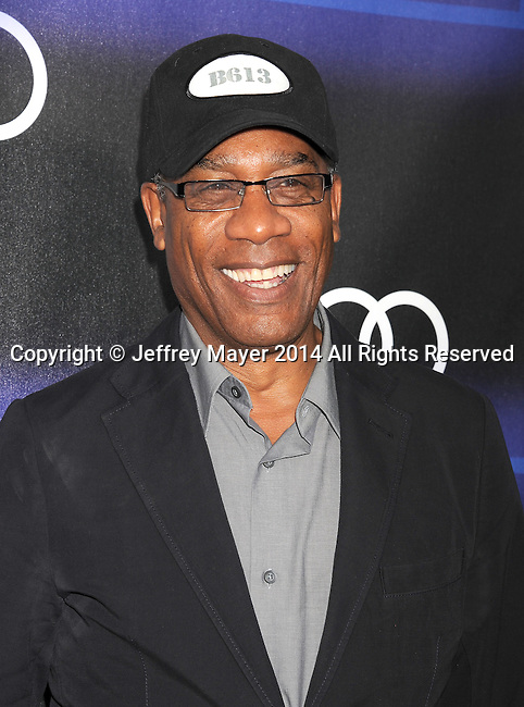 LOS ANGELES, CA- AUGUST 21: Actor Joe Morton arrives at the Audi Emmy Week Celebration at Cecconi's Restaurant on August 21, 2014 in Los Angeles, California.