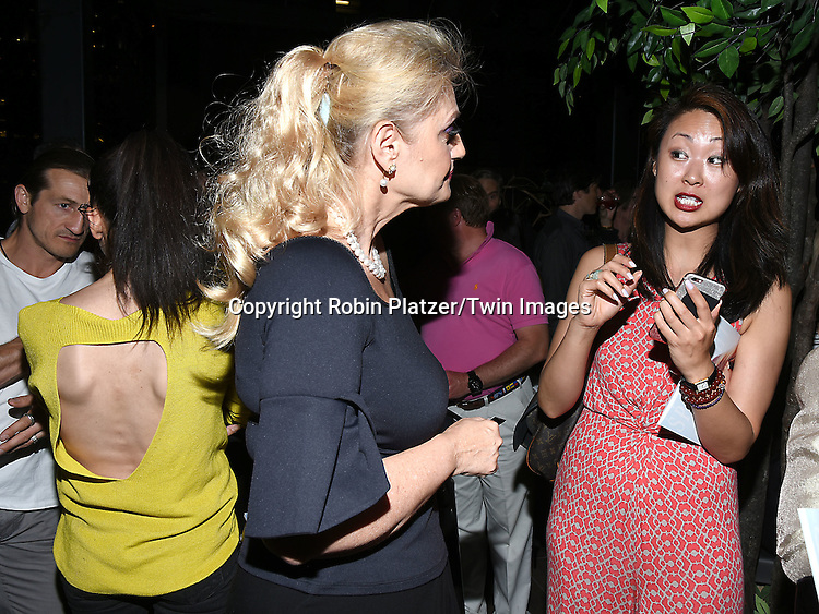 Maria Harmony Gratia Bruchmann attends the &quot;EPN Spotlight Magazine&quot;  launch party on June 10, 2016 at the Renaissance NY Hotel in New York, New York, USA. Dalal Bruchmann is the cover model.<br /> <br /> photo by Robin Platzer/Twin Images<br />  <br /> phone number 212-935-0770