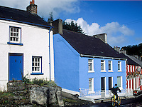 Town of Ramelton, County Donegal, Ireland