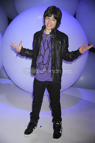 Leo Howard at the Disney Kids and Family Upfront 2011-12 at Gotham Hall in New York City. March 16, 2011. Credit: Dennis Van Tine/MediaPunch