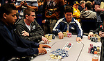 Vanessa Selbst tables two pair to take a huge pot from Andrew Ferguson, at left.