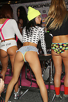 Luna Star, Veronica Rodriguez, Carter Cruise at Exxxotica, Trump Taj Mahal, Atlantic City, NJ, Sunday April 13, 2014.