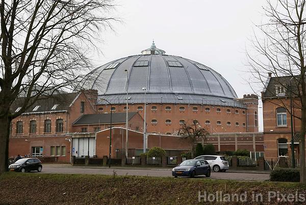 Nederland  Breda 2016. De Koepel, ook wel bekend als De Boschpoort gevangenis werd in 1886 opgeleverd. In 2017 krijgt de Koepel een nieuwe bestemming in de vorm van FutureDome. Foto Berlinda van Dam / Hollandse Hoogte