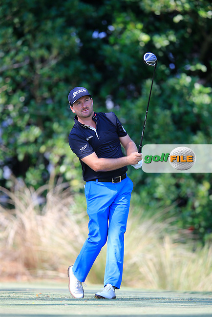 Graeme McDowell (NIR) during round 1of the Players, TPC Sawgrass, Championship Way, Ponte Vedra Beach, FL 32082, USA. 12/05/2016.<br /> Picture: Golffile   Fran Caffrey<br /> <br /> <br /> All photo usage must carry mandatory copyright credit (&copy; Golffile   Fran Caffrey)
