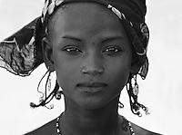 Portrait. Ambursa, Kebbi State, Nigeria.