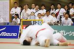 Naoya Ogawa, September 14, 2014 - Judo : All Japan Junior Judo Championships Men's +100kg Final at Saitama Prefectural Budokan, Saitama, Japan. (Photo by Yusuke Nakanishi/AFLO SPORT) [1090]